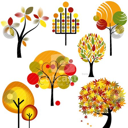 Colors Of Autumn Clipart Clipground