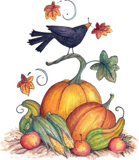 Autumn Blessings.