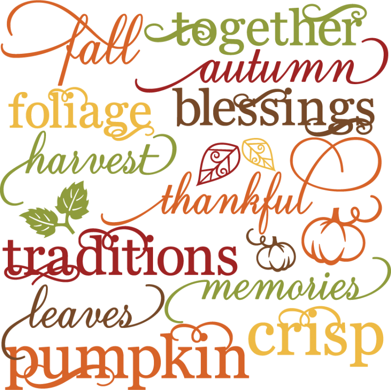 Fall clipart blessing, Picture #1053762 fall clipart blessing.