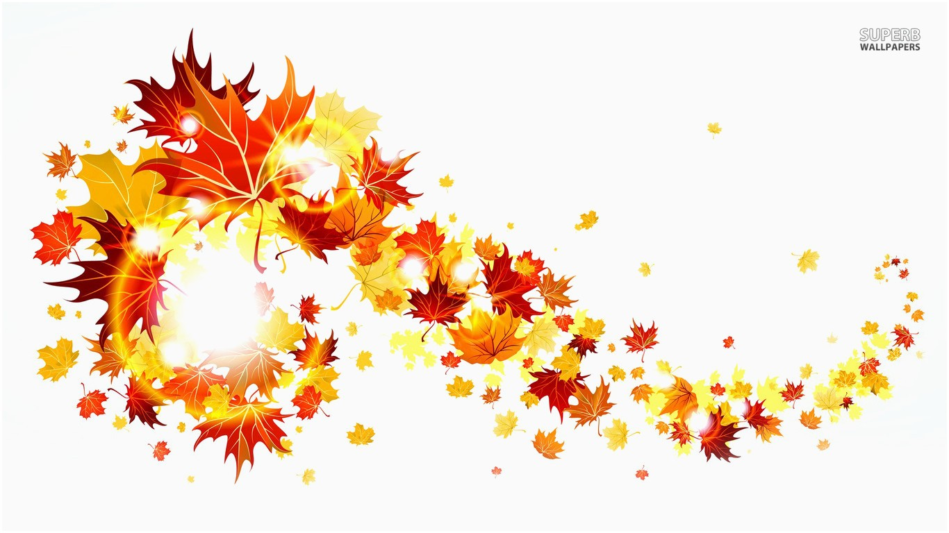 Free Clipart Fall Borders Unique Autumn fall leaves border clipart.