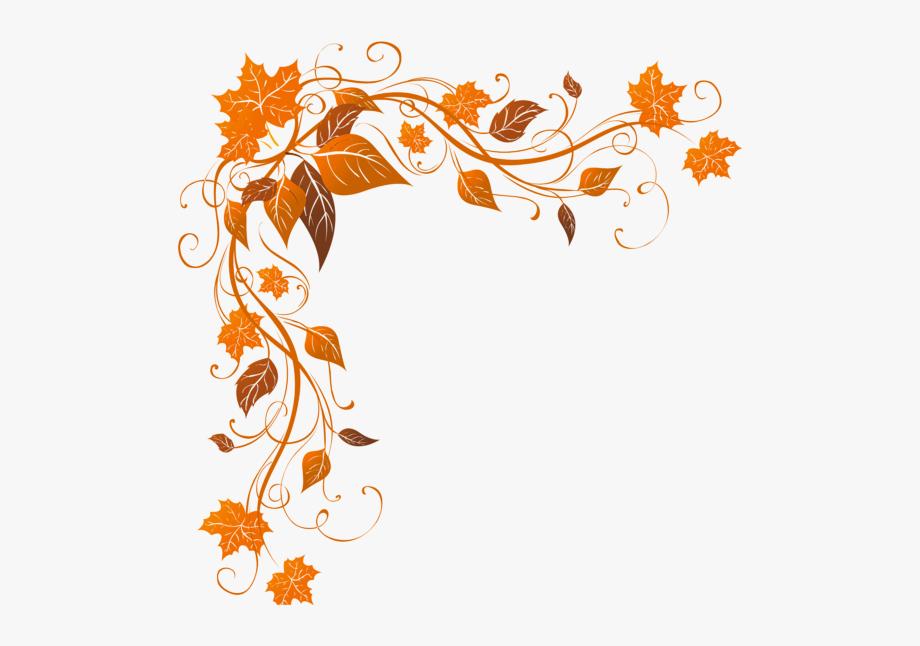 Halloween Borders, Fall Clip Art, Decorative Borders.