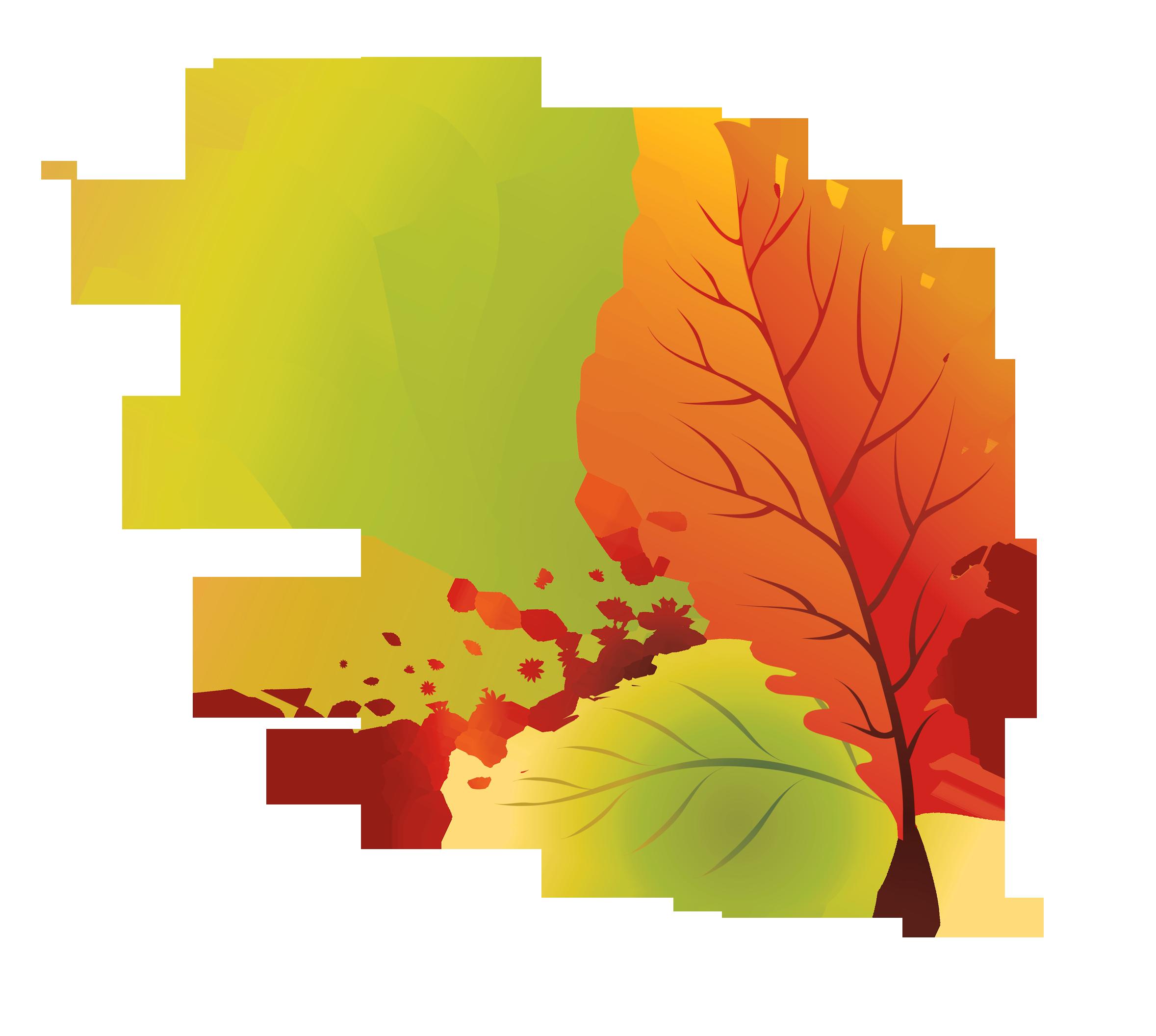 Fall leaves clip art beautiful autumn clipart 2 image #10233.