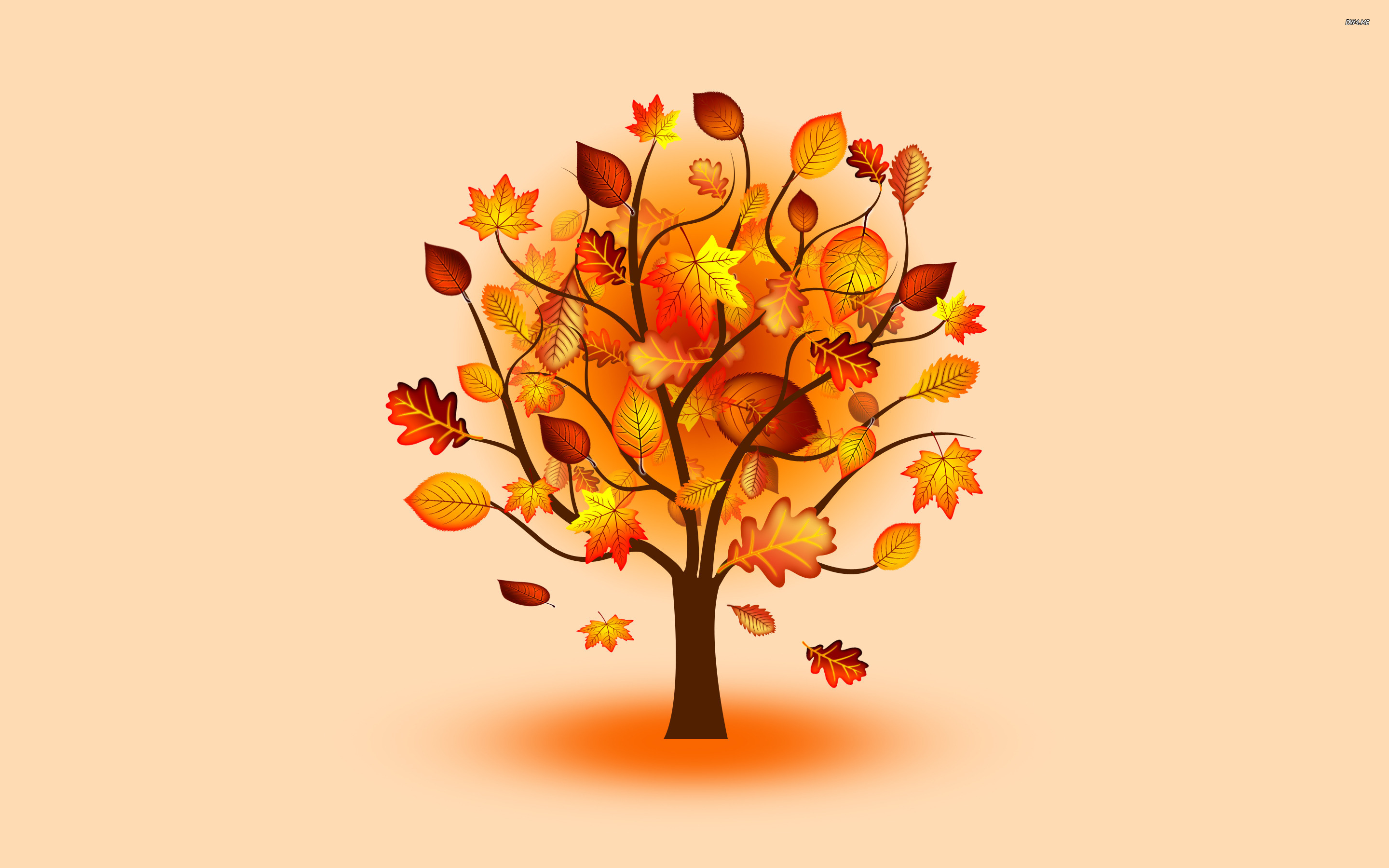 HQ Wallpapers Plus provides different size of Autumn Trees Clip.
