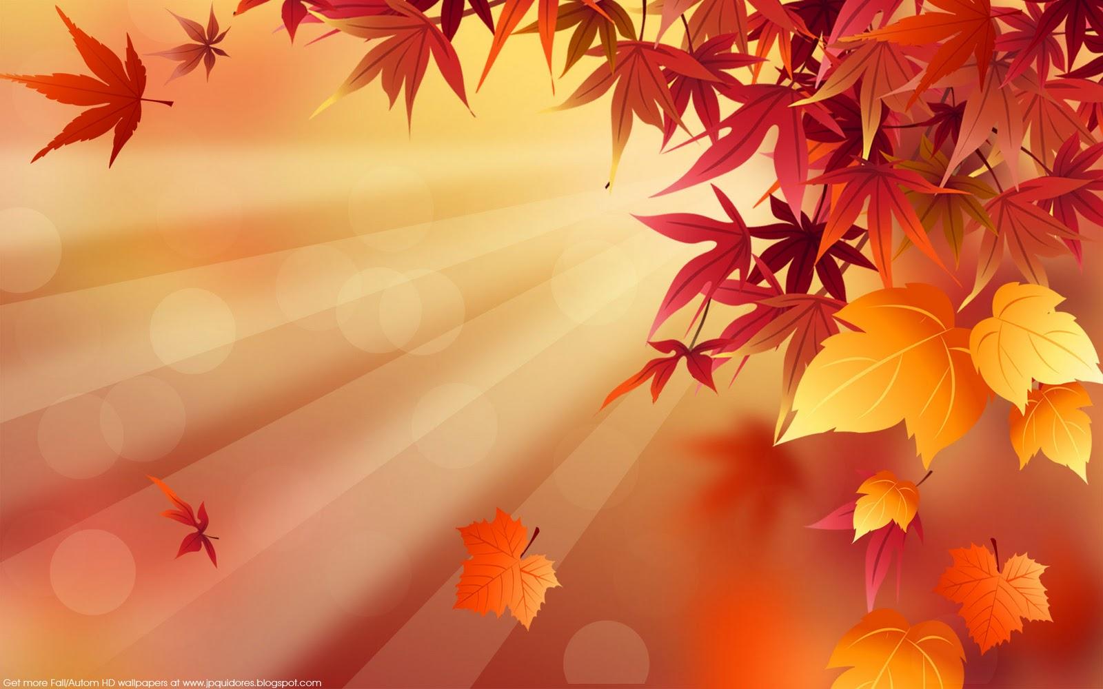 Autumn Desktop Clipart Hd.