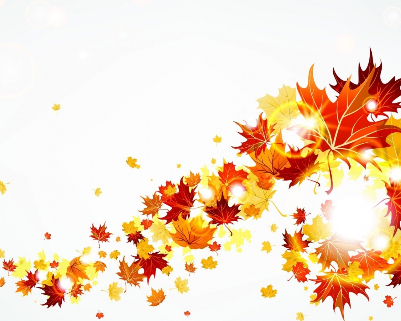 Free download 50 Autumn Leaves Clip Art Wallpapers Download.