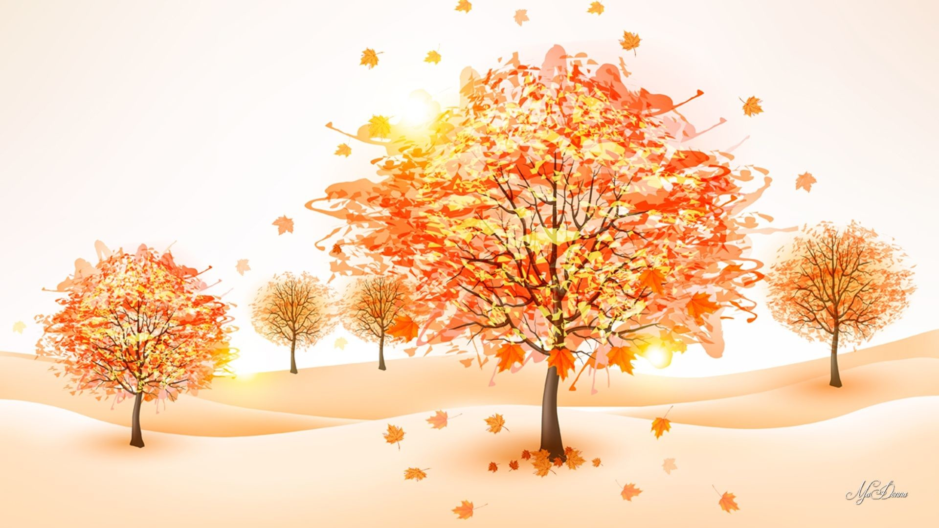 Cute Autumn Desktop Wallpaper (78+ images).