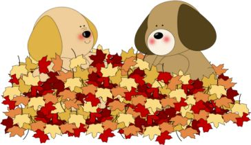 Pile of Leaves Clip Art.