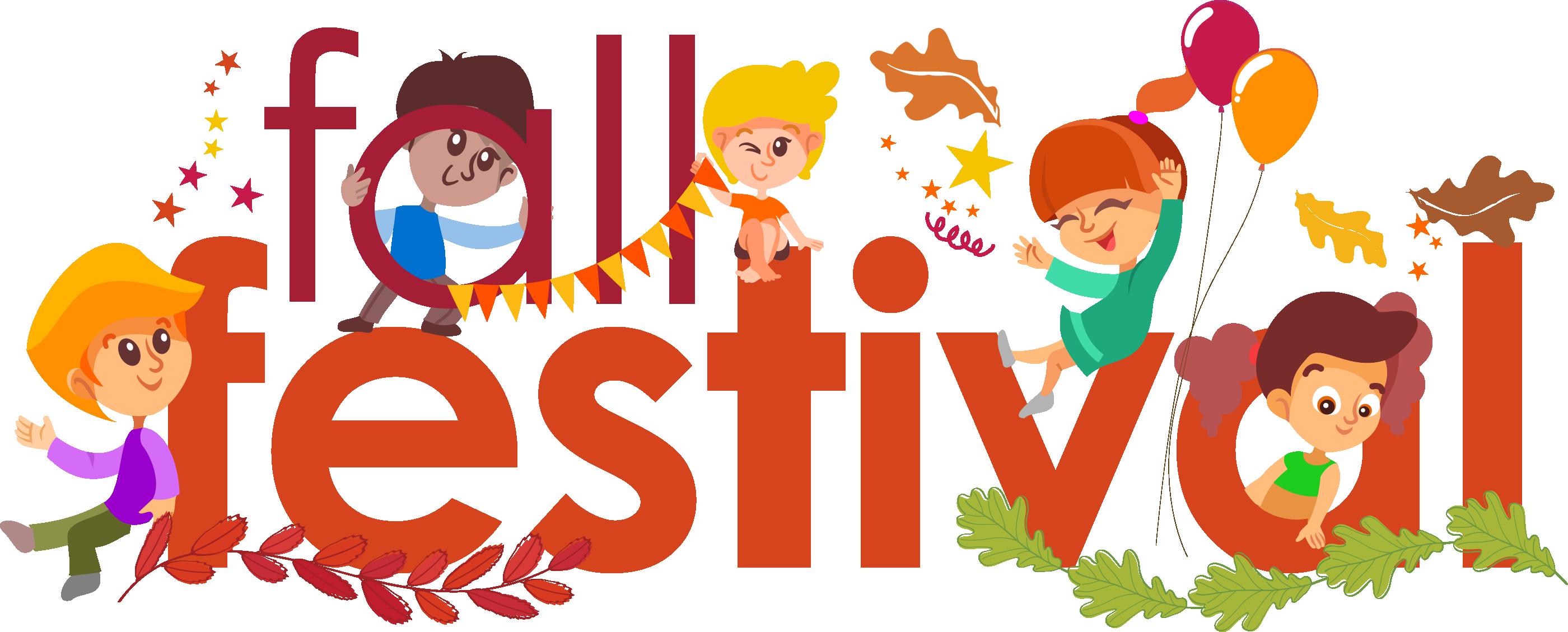 October clipart fall festival, October fall festival.