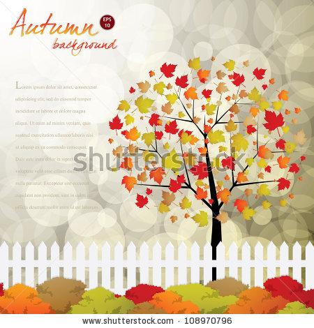 Autumn Scene Stock Photos, Royalty.