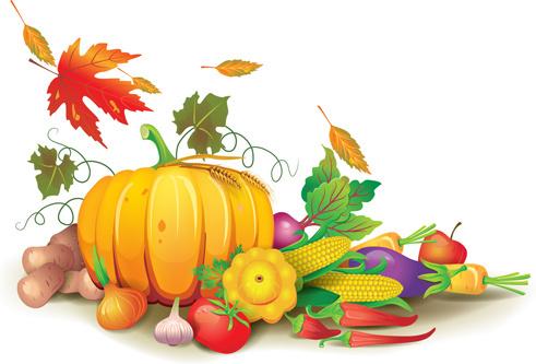 2992 Harvest free clipart.