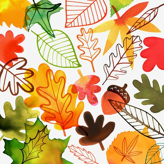 Autumn joy clipart #14