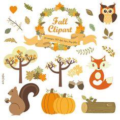 Autumn joy clipart #17