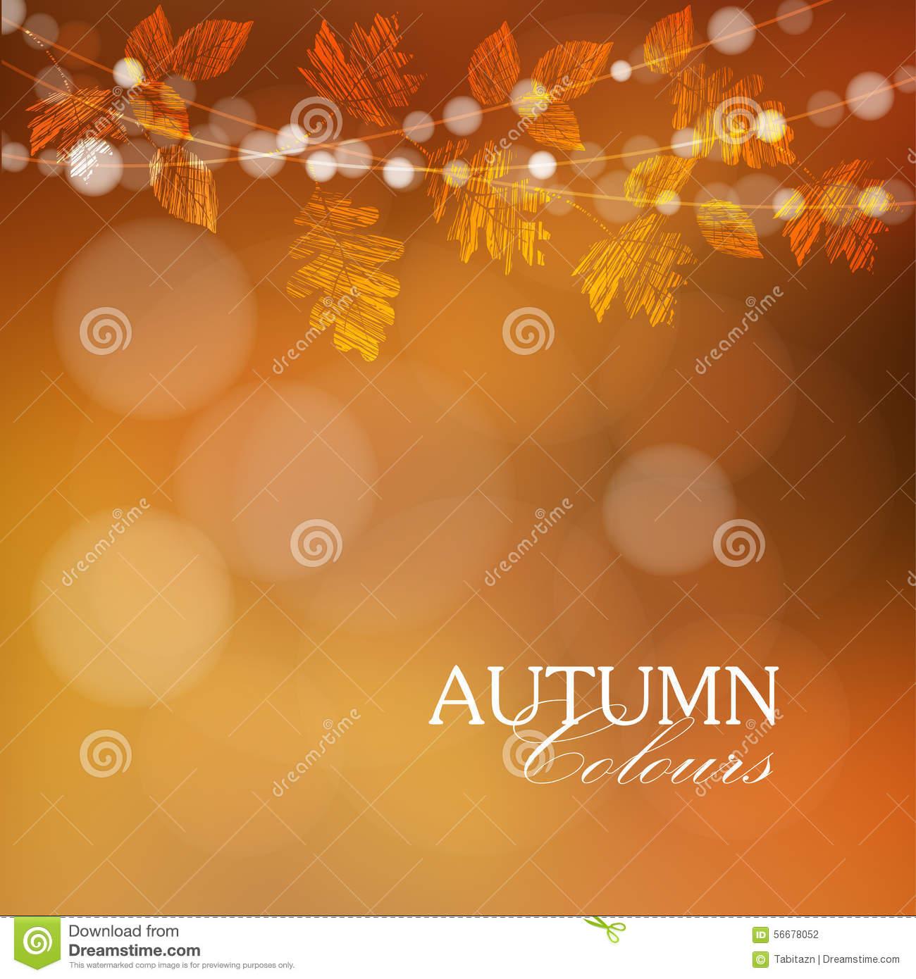 Autumn Stock Illustrations.