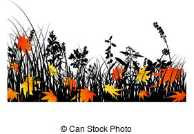 Autumn meadow Vector Clipart EPS Images. 1,728 Autumn meadow clip.