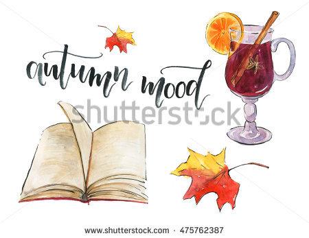 Autumn Mood Stock Photos, Royalty.