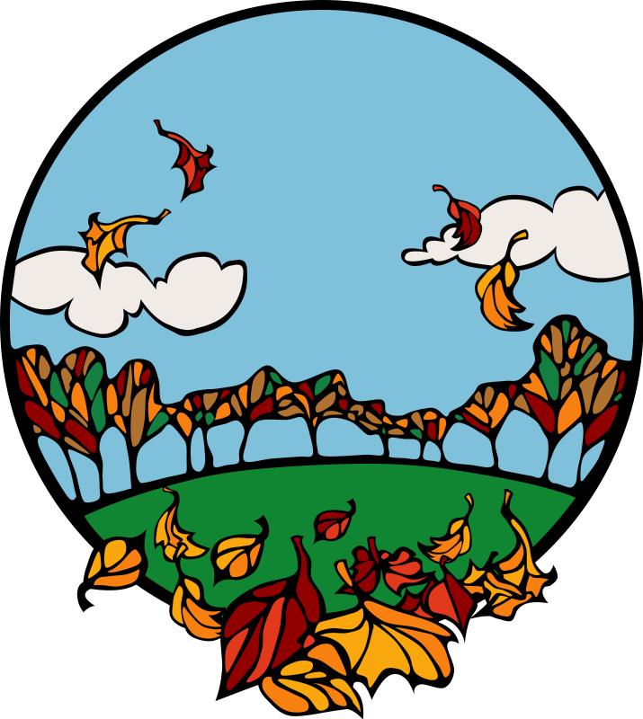Early fall clipart - Clipground
