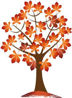 Autumn nature clipart - Clipground