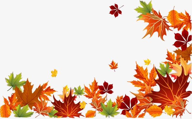 Download Free png Vector Autumn Leaves Background, Fall, Yellow.