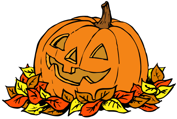 Pumpkin clipart fall.