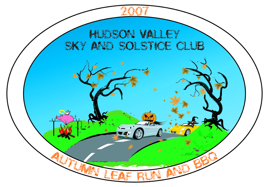 Official Hudson Valley Club / Autumn Run Merchandise.YEA BABY.