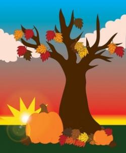 Autumn clipart autumn scene, Picture #240411 autumn clipart.