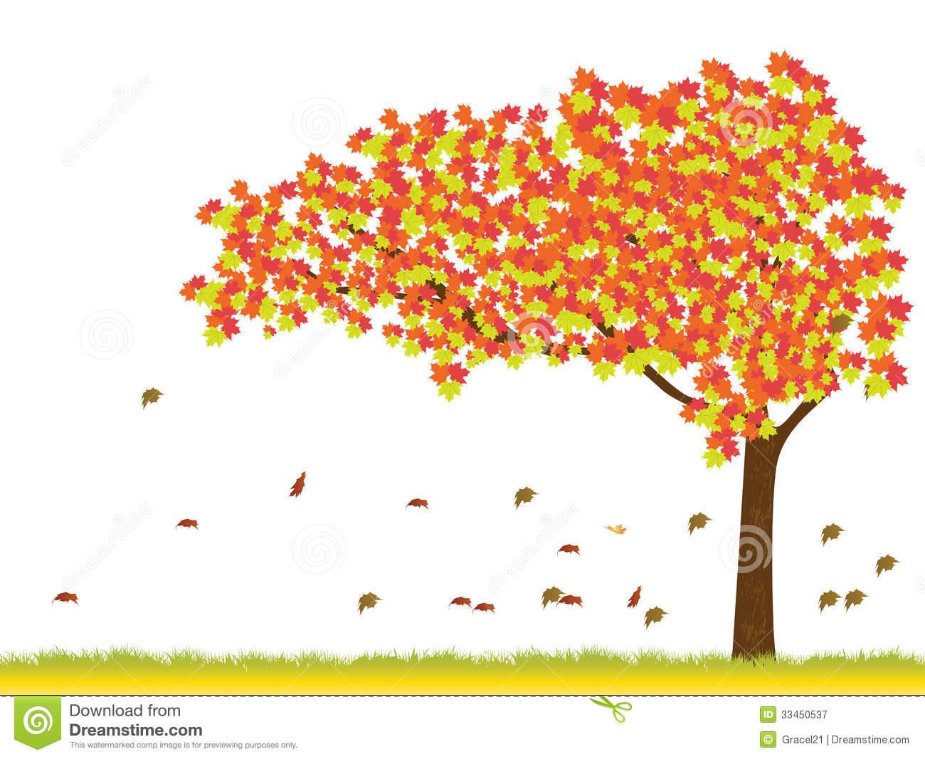 Autumn Season Clipart.