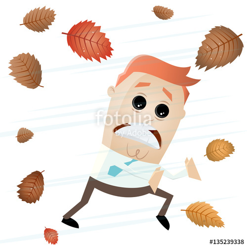 "autumn storm wind clipart"" Stock image and royalty."