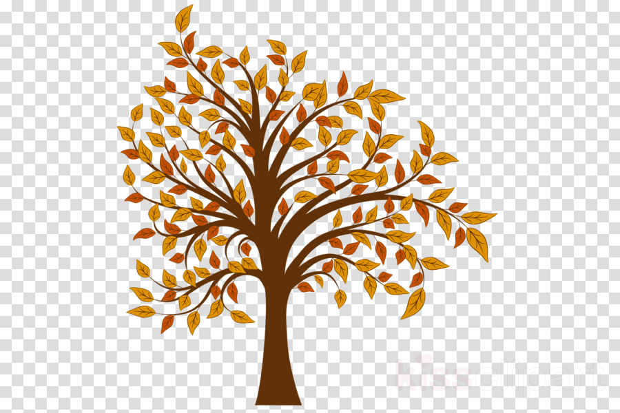 Autumn, Tree, Leaf, transparent png image & clipart free download.