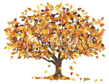 Fall Tree Clipart & Fall Tree Clip Art Images.