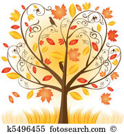 Autumn tree Clip Art Illustrations. 33,674 autumn tree clipart EPS.