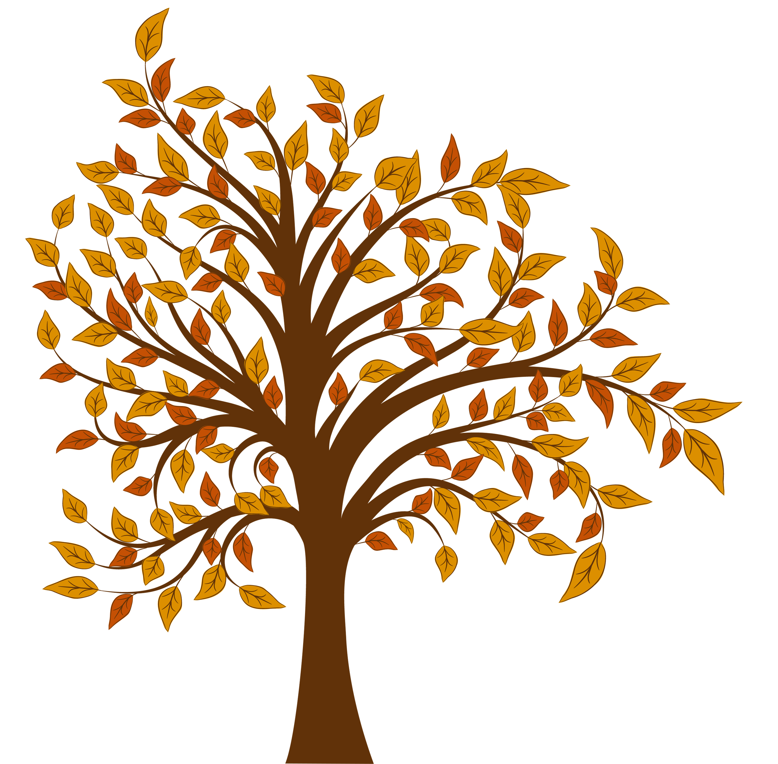 Autumn Tree Clipart Png.