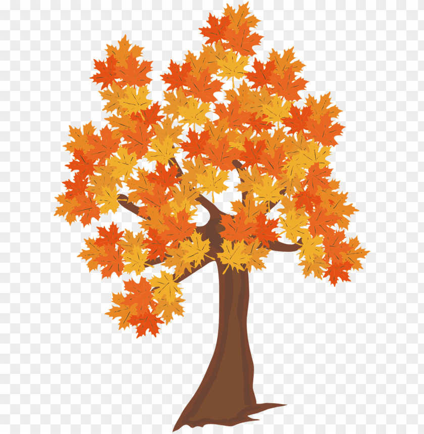 fall leaves falling from a tree png real trees.