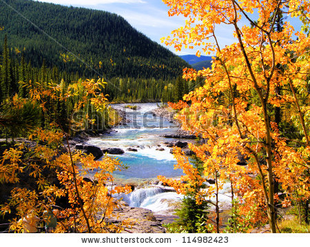 Autumn Scenic Stock Photos, Royalty.
