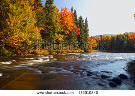Mountain River Stock Photos, Royalty.