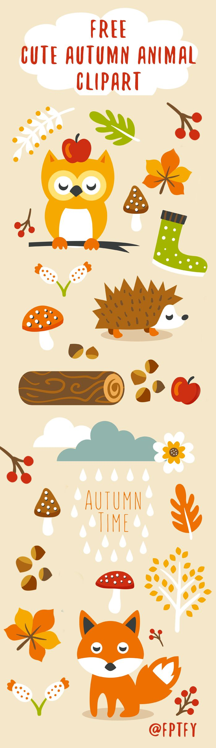 17 Best ideas about Fall Clip Art on Pinterest.