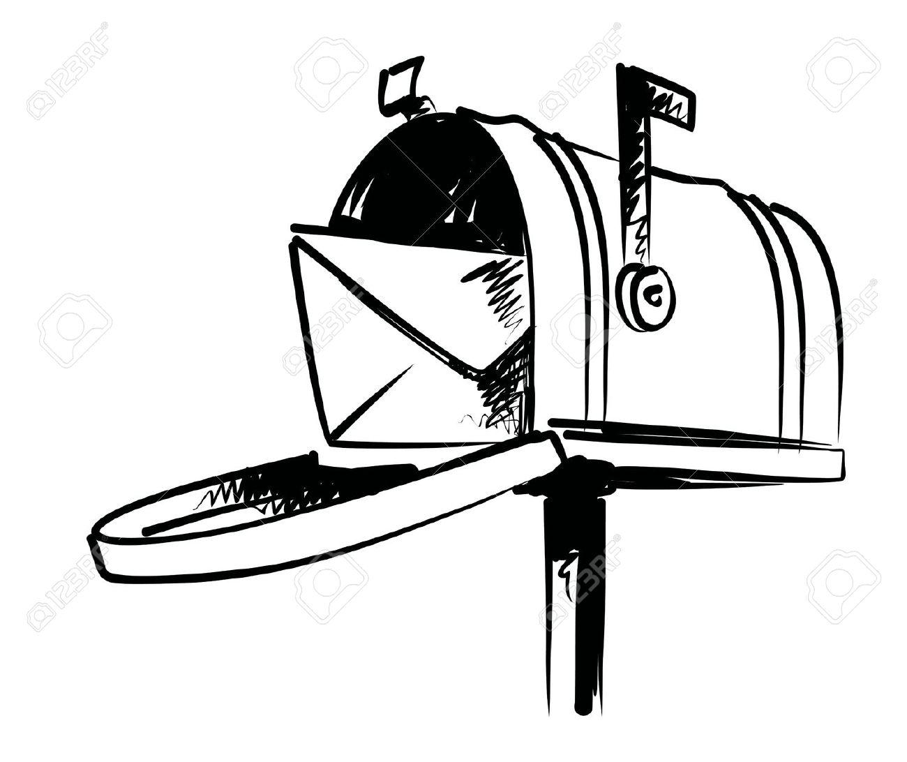 clipart gratuit boite aux lettres - photo #40