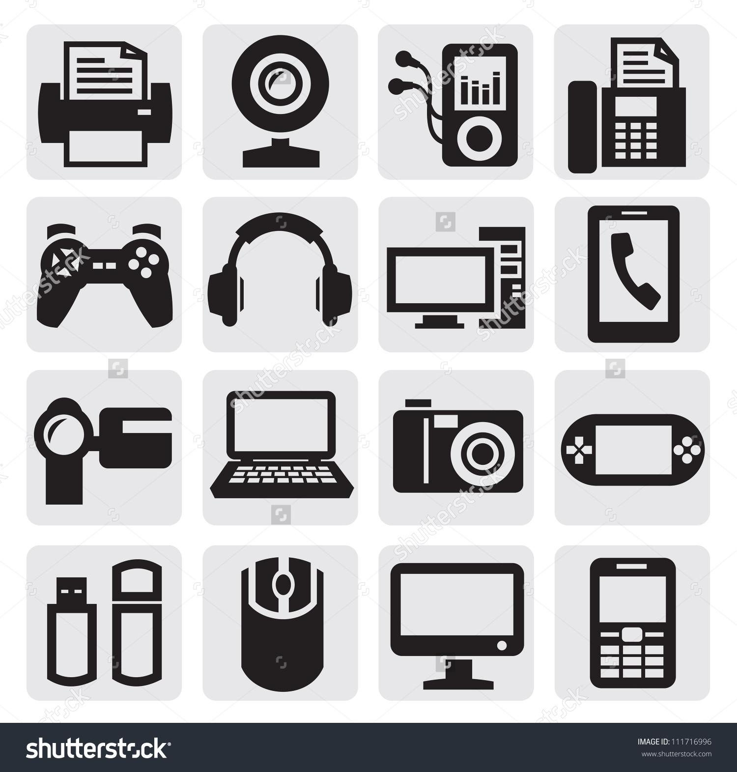 Equipment Clipart #85324.