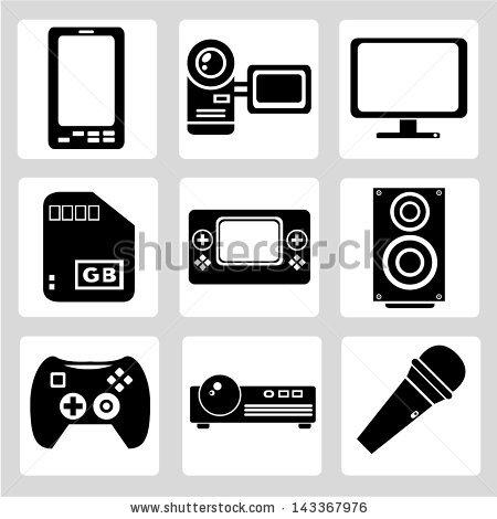 Av Equipment Clipart & Free Clip Art Images #8969.