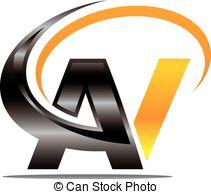 Av initial Clipart Vector and Illustration. 60 Av initial clip art.