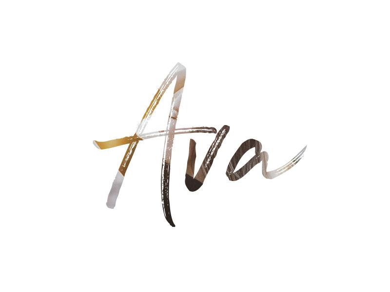 Ava — Logo by Rich Tabor on Dribbble.