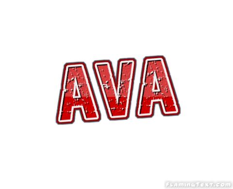 Ava Logo.