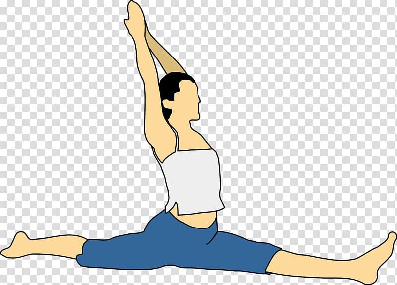 Yoga Stretching Asana Flexibility , Yoga transparent.