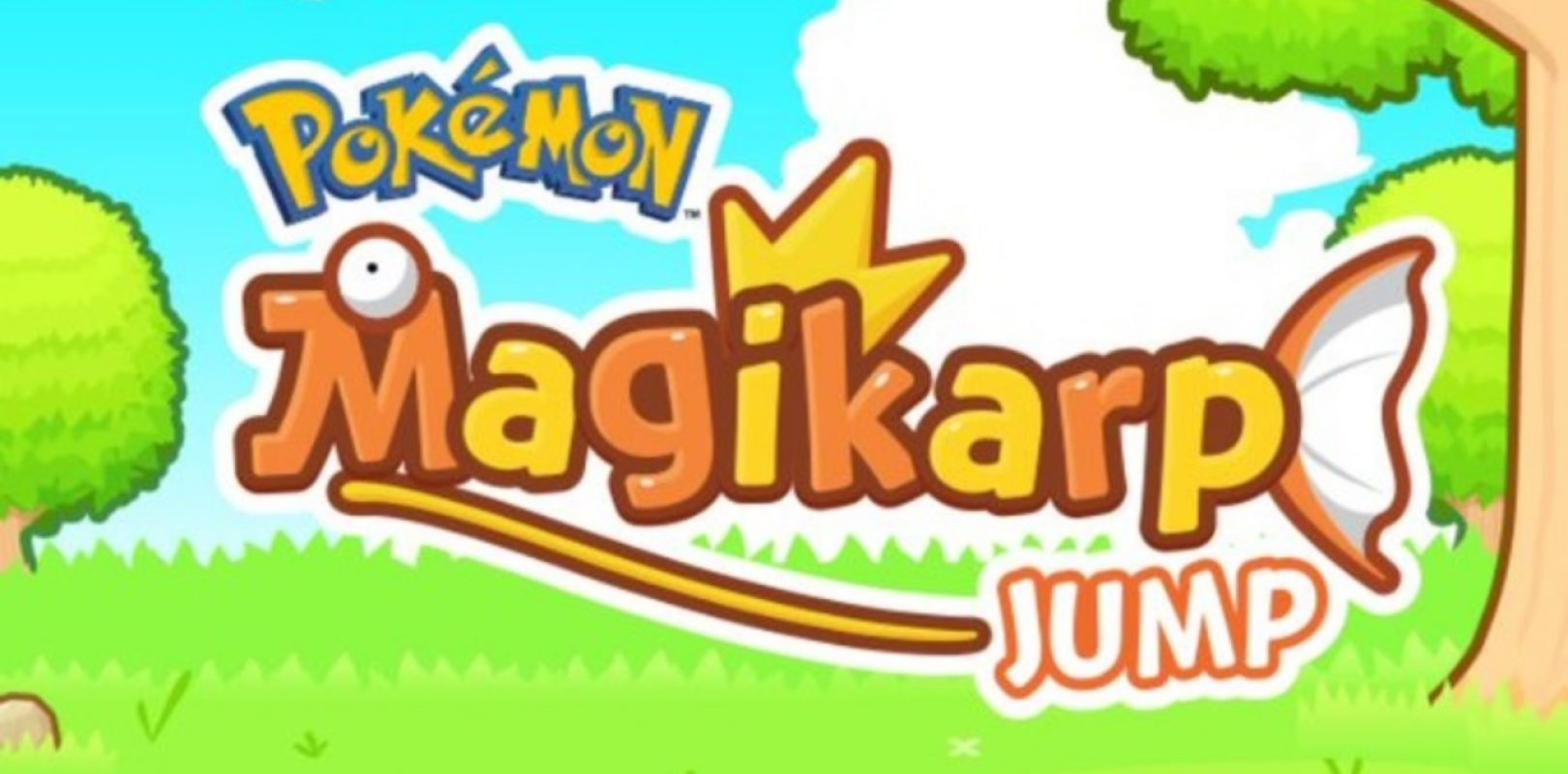 Magikarp Jump Now Available for Free on the App Store and.
