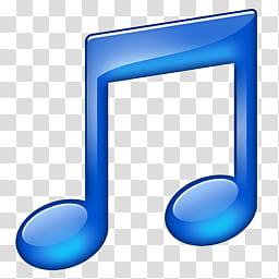 Mega, iTunes logo transparent background PNG clipart.