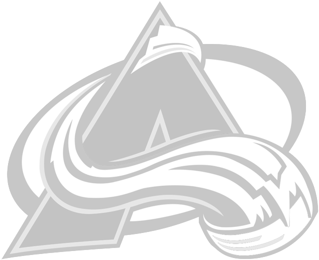 Colorado Avalanche White Logo Png Download Black Colorado.