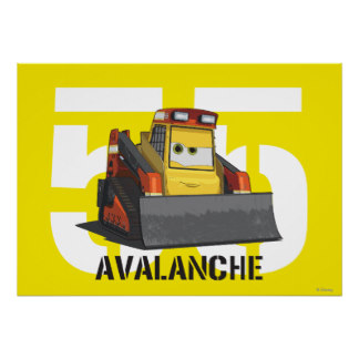 Avalanche Posters.
