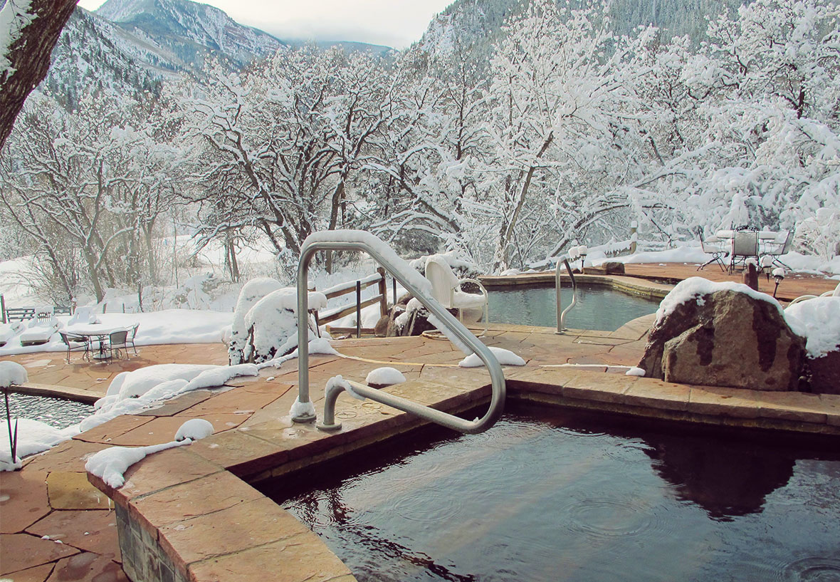 Avalanche Ranch Cabins & Hot Springs.