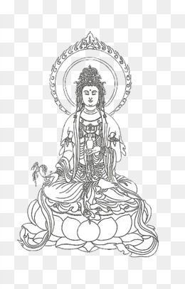 Kuan Yin Png, Vector, PSD, and Clipart With Transparent.