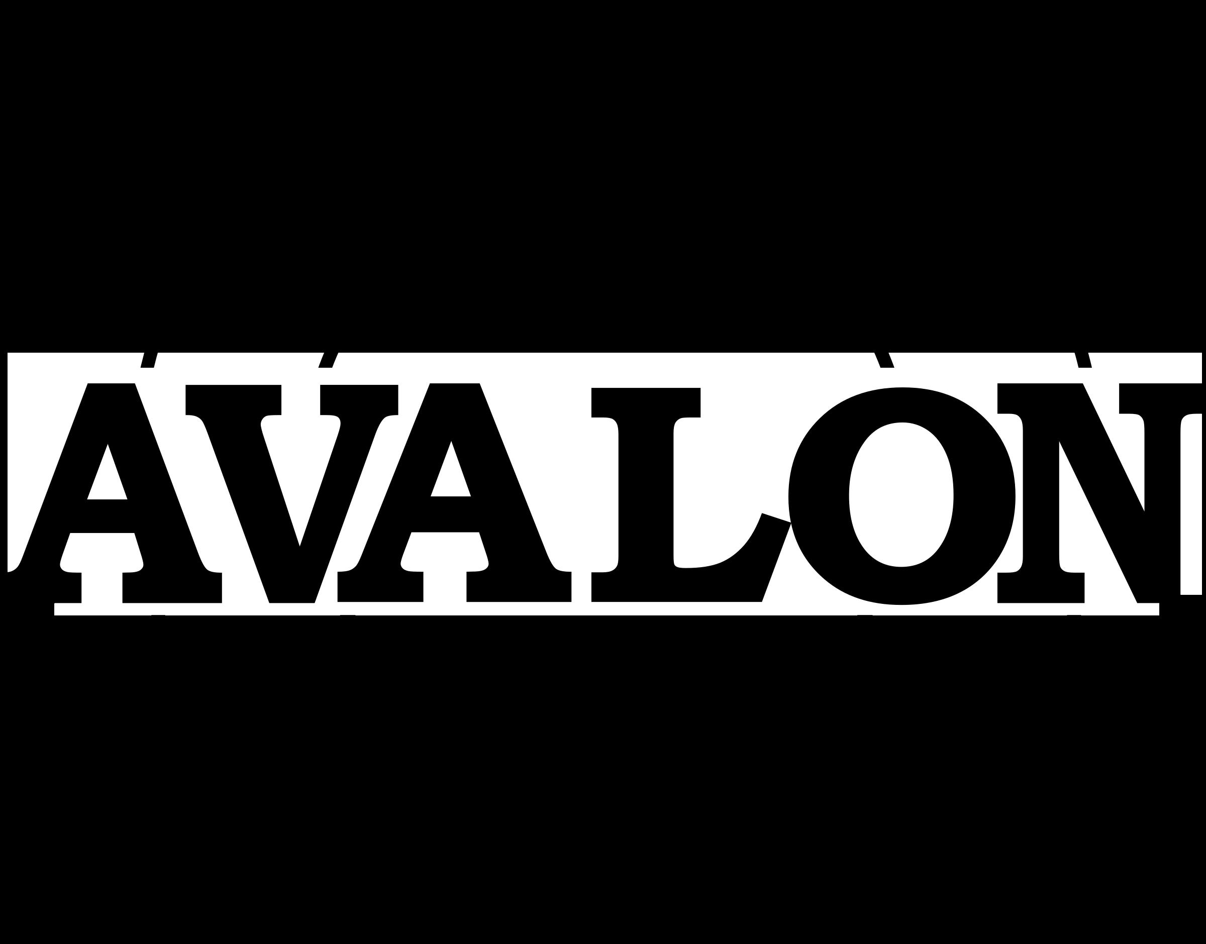 Avalon Logo PNG Transparent & SVG Vector.