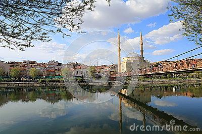 AVANOS, TURKEY.